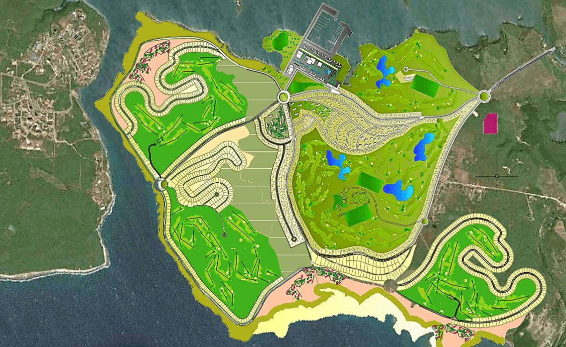 cuba_golf_mapa